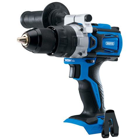Image of Draper Draper D20CD60 D20 20V Brushless Combi Drill (Bare Unit)