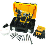 DeWalt D25417KT-GB 4kg SDS+ Combination Hammer Drill (230V)