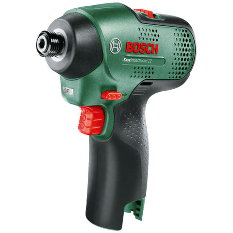 Image of Bosch Bosch EasyImpactDrive 12 Cordless Impact Driver (Bare Unit)
