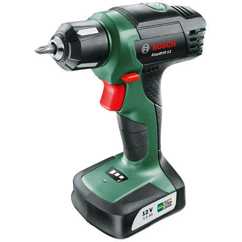 Image of Bosch Bosch EasyDril 12 LI Cordless Drill Driver