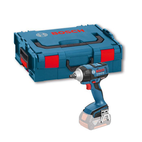 Image of Bosch Bosch GDS 18V-EC 250 Cordless Impact Wrench (Bare Unit with L-BOXX)