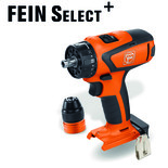 Fein Select+ ASCM12 12V 4 Speed Cordless Drill/Driver (Bare Unit)