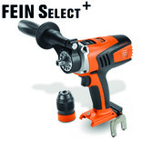Fein Select+ ASCM 18 QM 18V 4 Speed Cordless Drill/Driver (Bare Unit)