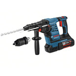 Bosch GBH36VFLI PLUS 36v SDS Hammer Drill 2 x 4.0ah with Quick Chuck