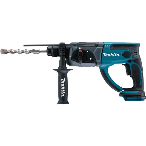 Image of Makita Makita DHR202Z 20mm SDS+ Rotary Hammer 18V (Bare Unit Only)