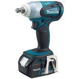 "Makita DTW251RMJ 18V LXT Li-Ion Cordless 1/2"" (12.7mm) 230Nm (170 ft.lbs.) Impact Wrench with 2 x 4.0Ah batteries"