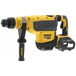 DeWalt DCH733X2-GB 54V XR FLEXVOLT SDS Max Rotary Hammer With 2 x 9.0Ah Batteries