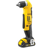 DeWalt DCD740C1 - 18V XR Li-Ion 2-Speed Angle Drill with 1.5Ah Battery