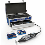 Dremel F0134000KF 4000-6/128 Platinum Edition Multi Tool Kit (230V)