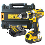 DeWalt DCD795M1 18V XR Compact Combi Drill with 1x4.0Ah Battery
