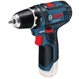 Bosch GSR10.8-2-LI 12V Cordless li-ion Drill Driver with Keyless Chuck (Body Only)