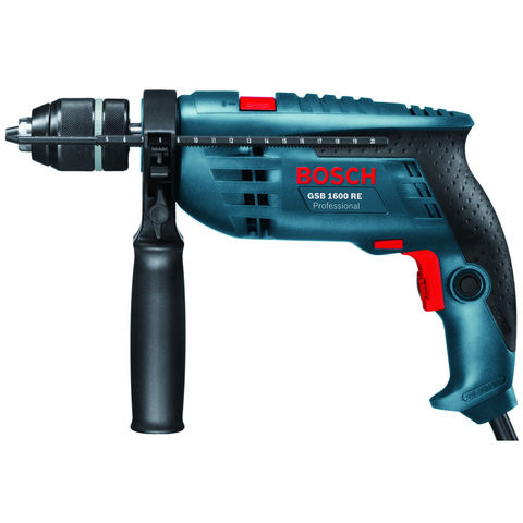 bosch gsb 1600 re professional impact drill 230v machine mart machine mart. Black Bedroom Furniture Sets. Home Design Ideas