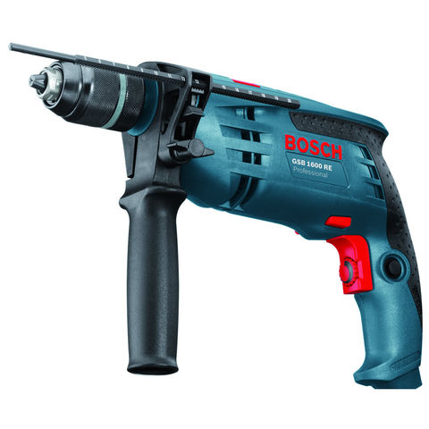 bosch gsb 1600 re professional impact drill 110v machine mart machine mart. Black Bedroom Furniture Sets. Home Design Ideas