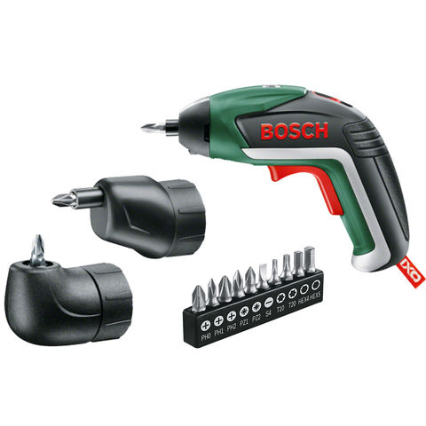 Image of Bosch Bosch IXO 5 Li-Ion Full Screwdriver Set