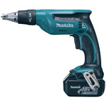 Makita DFS451RFE 18V Screwdriver LXT (2 x 3.0Ah Batteries)