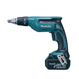 Makita DFS451RMJ 18V LXT Screwdriver with 2x4.0Ah Batteries