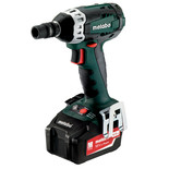 Metabo SSW18 LT/LTX - 18V Li-Ion Cordless Impact Wrench