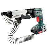 Metabo SE18LTX4000 + SM5-55 Cordless Drywall Screwdriver with 2x2.0Ah Batteries