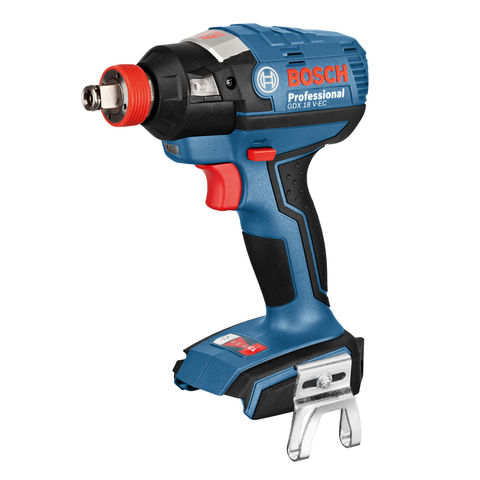 Image of Bosch Bosch GDX 18V-EC Cordless Impact Wrench (Bare Unit with L-BOXX)