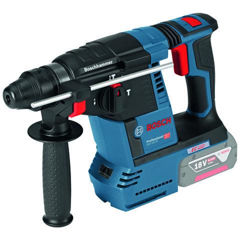 Image of Bosch Bosch GBH 18 V-26 Professional 18V SDS Hammer Drill (Bare Unit)