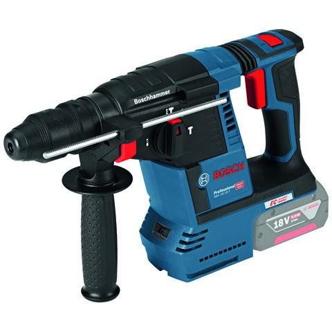 Image of Bosch Bosch GBH 18 V-26 F Professional 18V SDS Hammer Drill (Bare Unit)