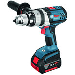 Bosch GSB 18 VE-2-LI Professional Cordless Combi Drill (Bare Unit Only)