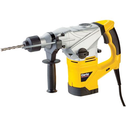 Image of Clarke Contractor Clarke Contractor CON1500RDV 1500W SDS+ Rotary Hammer Drill