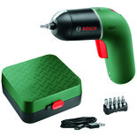 Bosch IXO 6 Classic Green Lithium-ion Cordless Screwdriver