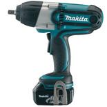Makita DTW450RMJ 18V Impact Wrench 2 x 4.0Ah Batteries