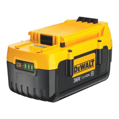 Image of DeWalt DeWalt DCB360XJ 36V 4.0Ah Li-Ion Heavy Duty Slide Pack Battery