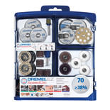 Dremel SC725 EZ Speedclic Multi Purpose Accessory Kit