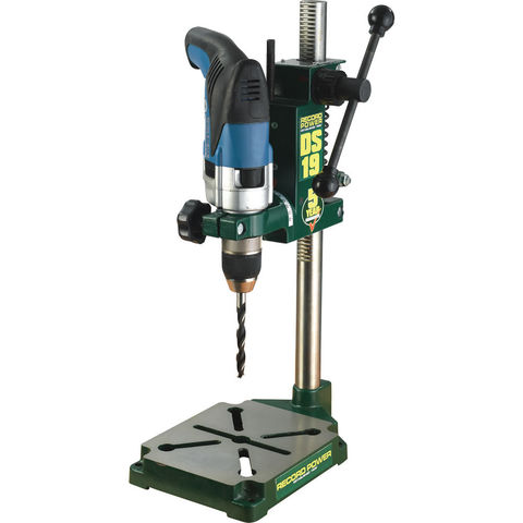 Image of Record Power Record Power DS19 Compact Drill Stand