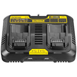 DeWalt DCB102 XR Dual Port USB Lithium-Ion Battery Charging Station