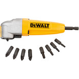 DeWalt DT71517-QZ 9 Piece Extreme Impact Ready Right Angled Screwdriving Set