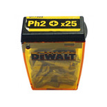 DeWalt DT71522 25 Piece PH2 25mm Standard Screwdriver Bits