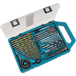Makita 75pce Drill & Saw Set