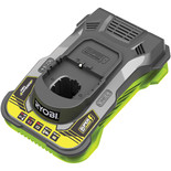 Ryobi One+ RC18150 18V 5.0Ah Battery Charger