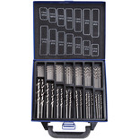 99 Piece Cobalt Drill Set (1.5-10mm)