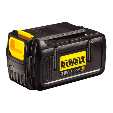 Image of DeWalt DeWalt DCB361XJ 36V 2.0Ah Li-Ion Heavy Duty Slide Pack Battery