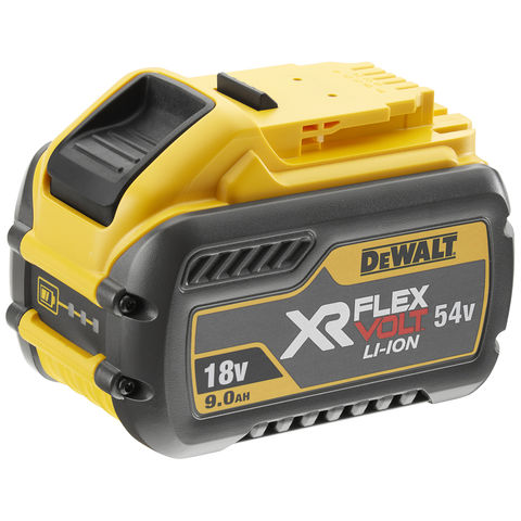 Image of DeWalt XR FlexVolt DeWalt DCB547-XJ 54/18V XR FLEXVOLT 9.0Ah Battery