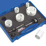 Clarke CHT575 - 6pce Electricians Hole Saw Set
