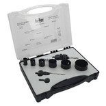 Heller 6pce Electricians Hole Saw Kit