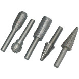 5 Piece Rotary Burr Set