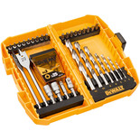 Dewalt DT71501-QZ 56 Piece High Performance Drilling and Driving Set