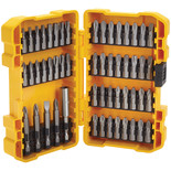 Dewalt DT71540 53 piece High Performance bit set with protective sunglasses