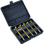 Clarke CHT744 5 Piece Metric Multi Angle Drill Bit Set