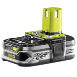 Ryobi One+ RB18L25 18V 2.5Ah Lithium Ion Battery