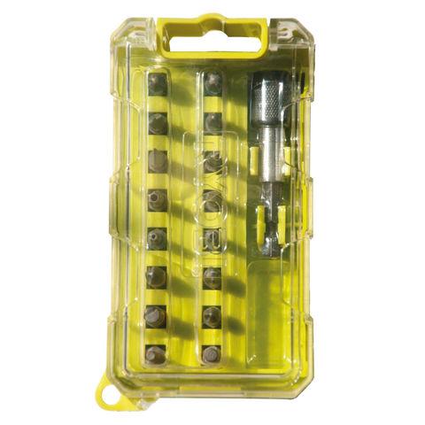 Image of Ryobi Ryobi RAK17SDC 17 Piece Screwdriver Kit