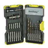 Ryobi 22 Piece Quick Change Set