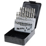 Heller HSS-G Super-Pro 19 pce Drill Bit Set